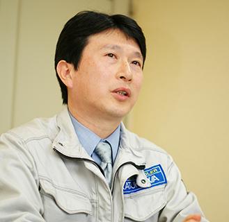 代表 勝川義清
