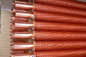 フィンチューブ型熱交換器