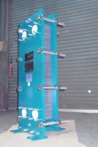 プレート式熱交換器〔液体×液体〕