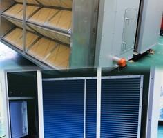 空調機 AHU製作 空調機用コイル製作