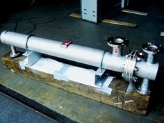 多管式熱交換器 シェル&チューブ式熱交換器