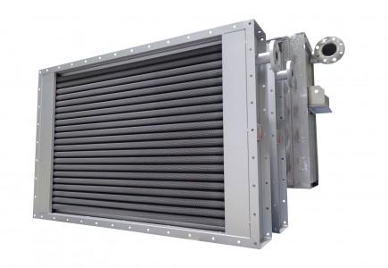 エロフィンヒーター 加熱・乾燥装置用 熱交換器